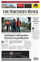 The Northern Miner issue Vol. 103 No. 2