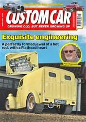 Custom Car issue No. 567 Exquisite Engineering