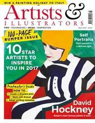 Artist & Illustrators issue March 2017