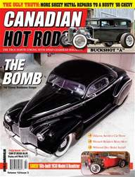 Canadian Hot Rods issue FEB/MARCH 2017