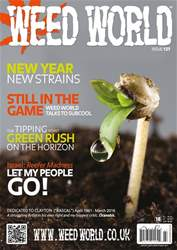 Weed World issue WW 127