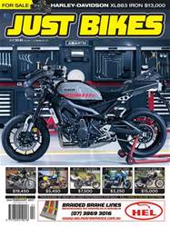 JUST BIKES issue 17-07
