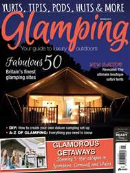 Glamping 2017 issue Glamping 2017