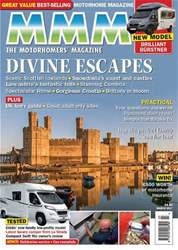 MMM issue Divine Escapes - March 2017