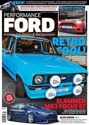 Performance Ford issue February 2017