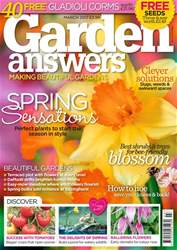Garden Answers issue March 2017