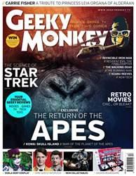 Geeky Monkey issue Geeky Monkey 017