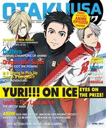 Otaku issue April 2017