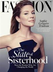 Fashion Magazine issue March 2017