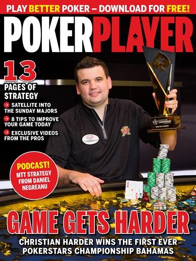 Poker magazines subscriptions