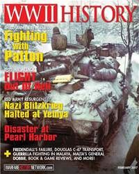 WW2 History Magazine issue February 2017
