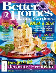 Better Homes and Gardens Australia issue March 2017