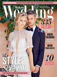 Modern Wedding issue Modern Wedding