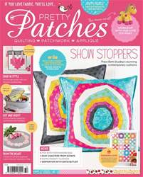 Pretty Patches Magazine Magazine Cover