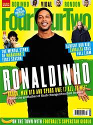 Four Four Two issue March 2017