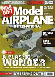 Model Airplane International Magazine Cover