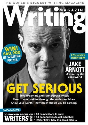 Writing Magazine issue March 2017