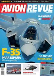 Avion Revue Internacional España issue N�mero 416