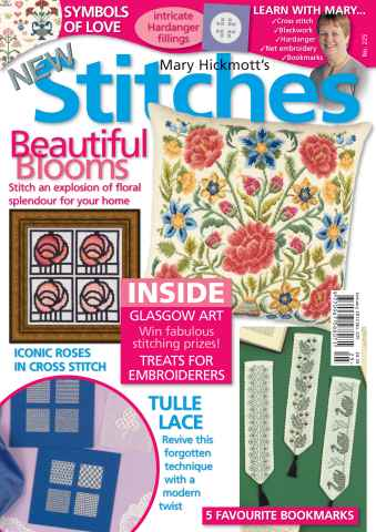 New Stitches issue Issue 225