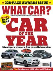What Car Magazine issue March 2017
