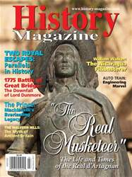 History Magazine issue Feb-Mar 2017
