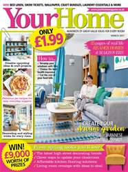 Your Home Magazine issue mar17