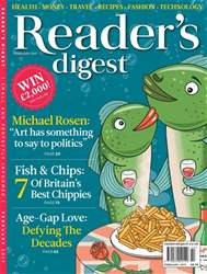 Reader's Digest issue February 2017