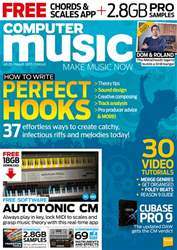 Computer Music issue March 2017