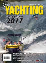 Quebec Yachting issue Guide d'achat 2017