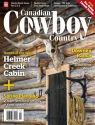 Canadian Cowboy Country issue FebMar 2017