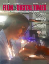 Film and Digital Times issue February 2017