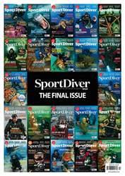 Sport Diver issue Sport Diver
