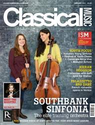 Classical Music issue February 2017