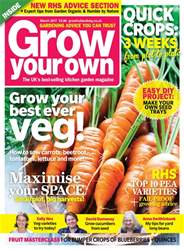 Grow Your Own issue Mar-17