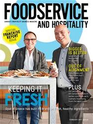 Foodservice and Hospitality issue February 17