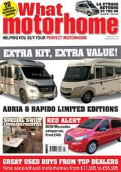 What Motorhome issue March 2017