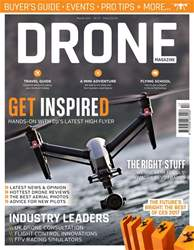 Drone Magazine issue Drone Magazine Issue 17