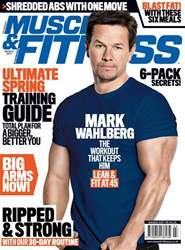 Muscle & Fitness Magazine issue Mar-17