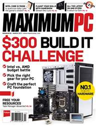 Maximum PC issue March 2017