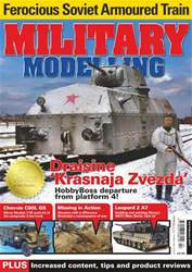 Military Modelling Magazine issue Vol47 No2