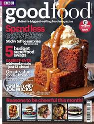BBC Good Food issue February 2017