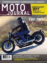 Moto Journal issue Mars 2017
