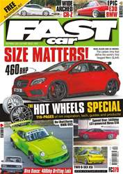 Fast Car issue No. 378 Size Matters!
