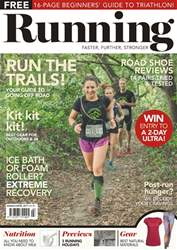 Running issue No. 198 Run The Trails!