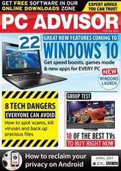 PC Advisor issue April 2017