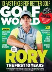 Golf World issue April 2017