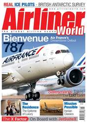 Airliner World issue  March 2017