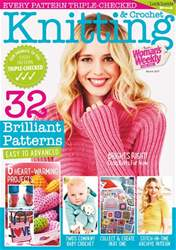 Knitting & Crochet issue March 2017