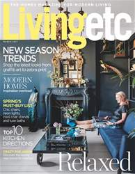 Living Etc issue March 2017