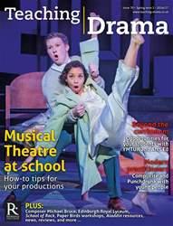 Teaching Drama issue Spring 2 - 2016/17